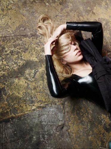 New Gaga outtakes door Warwick Saint - 2008