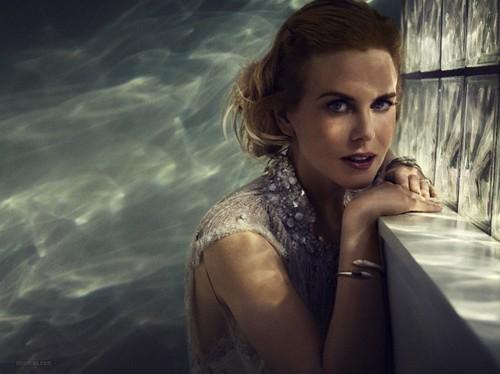 Nicole Kidman - Who Magazine Photoshoot 2013