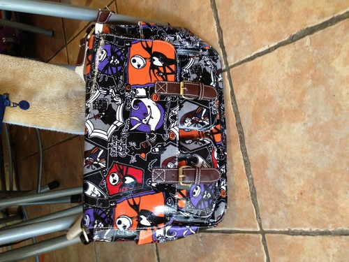 Nightmare before krisimasi bag