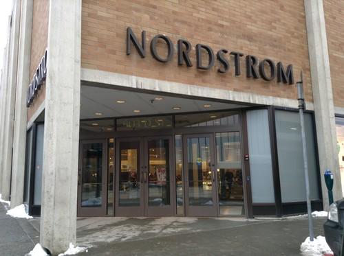 Nordstrom in Alaska