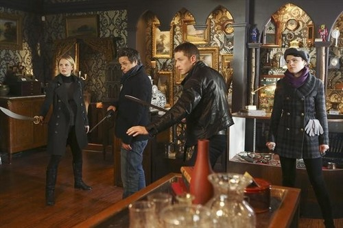 OUAT 2x16-'The Miller's Daughter' Promo Pics!