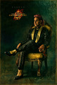 Official 'Catching Fire' Portraits - Ceasar Flickerman - the-hunger-games photo