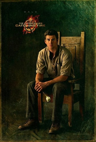 Official 'Catching Fire' Portraits - Gale Hawthorne