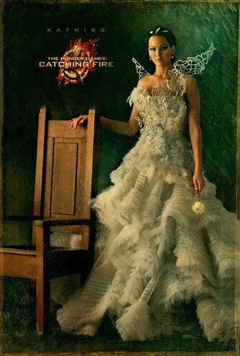 Official 'Catching Fire' Portraits - Katniss Everdeen
