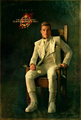 Official 'Catching Fire' Portraits - Peeta Mellark - the-hunger-games-movie photo