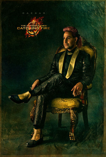 Official 'Catching Fire' Portraits