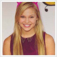 olivia holt Hintergrund containing a portrait entitled Olivia <3