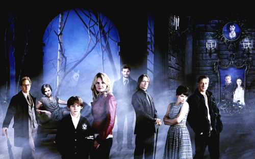 Ingrid's Graceland wallpaper with a show, concerto called Once Upon A Time ಇ