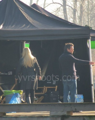 Once Upon a Time - Episode 2.16 - The Miller's Daughter - Set foto