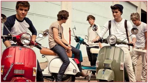 One Direction picha shoots