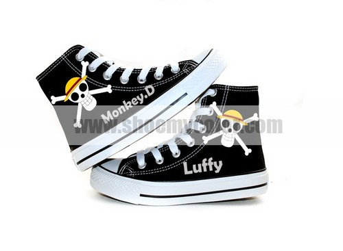 One Piece Straw Hat pirates shoes