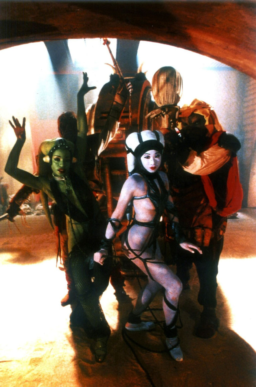 Twi'lek nackt sexy submissive girl