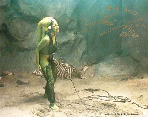 Oola Jabba's Twi'lek Slave images Oola HD wallpaper and background photos