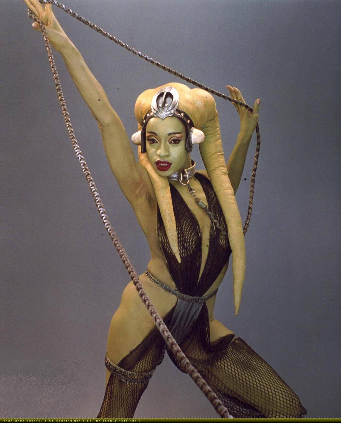 Twi'lek slave naked fetish girl