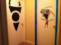 Painted My Doors I&quot;M A FG 189!! - invader-zim photo