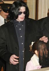 Paris And Father, Michael Jackson