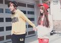 Park JiHo and Ryu Hye ju