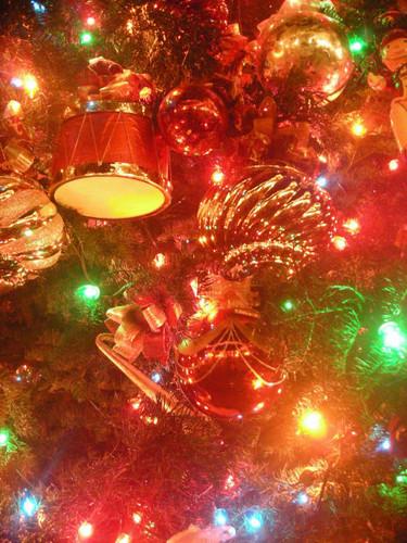 Party decoration pagkuha ng larawan