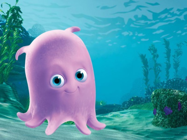 Pearl From Finding Nemo Organism of the Week: ...
