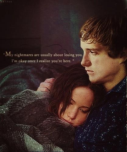 Peeta & Katniss