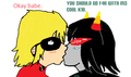 Perfect Matesprits - homestuck fan art