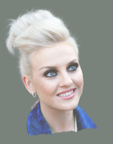 Perrie digital drawing