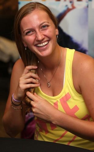 Petra Kvitova 23th birthday