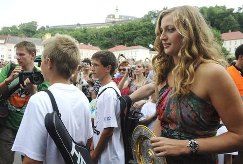 Petra Kvitova ہوم