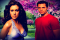 Phoebe & Coop - charmed photo