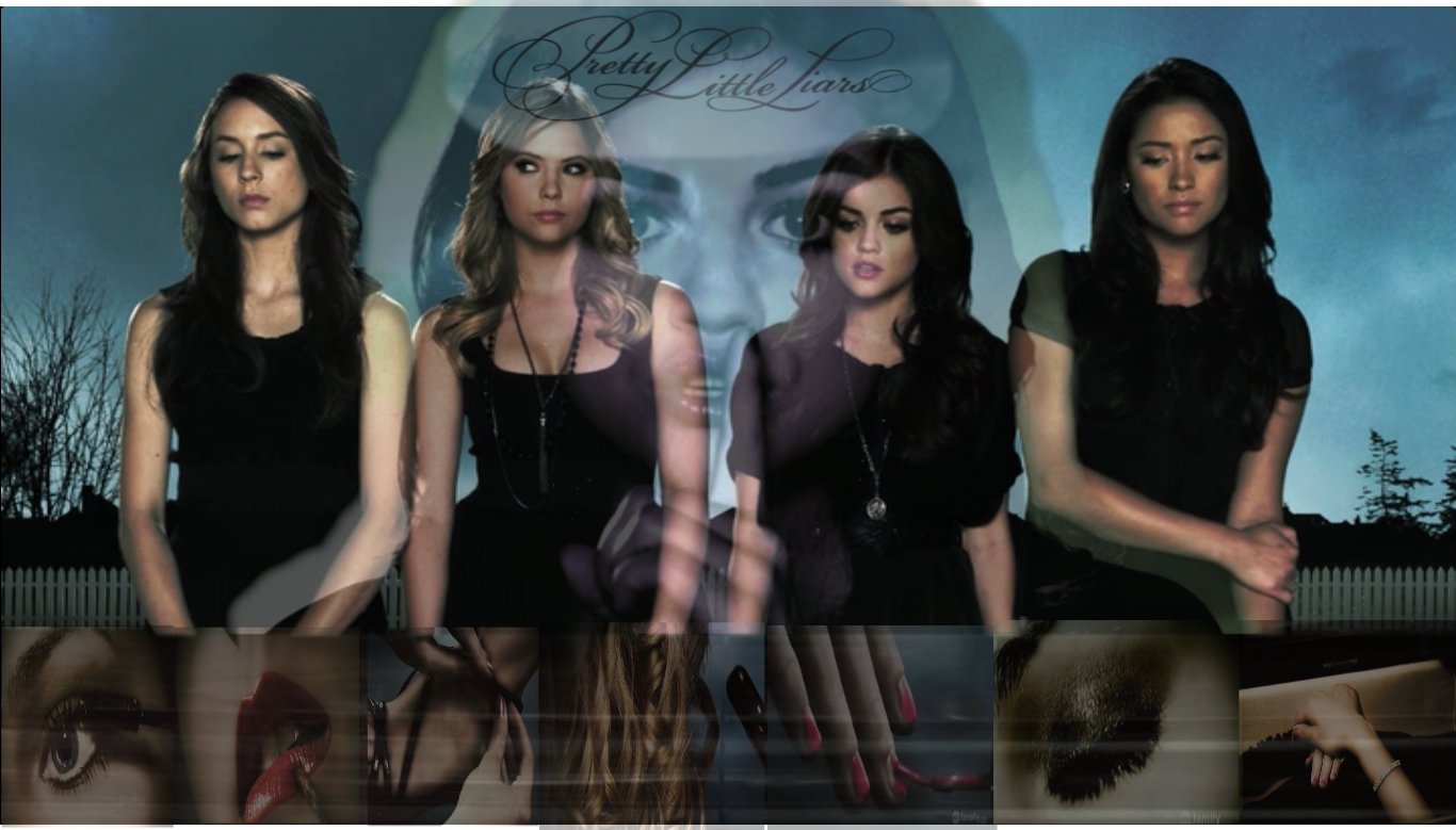 editing images pretty little liars theme song hd wallpaper and