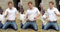 Prince Harry in Sentabele 2013