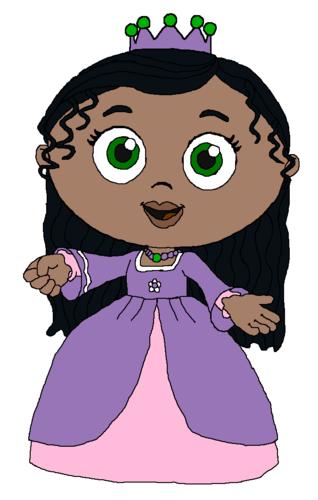 Princess kacang, pea