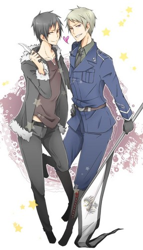 Prussia And Izaya