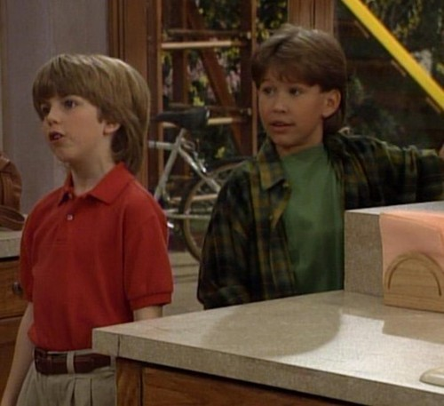 Home Improvement Tv Show Images Randy Stealing Marks Cereal