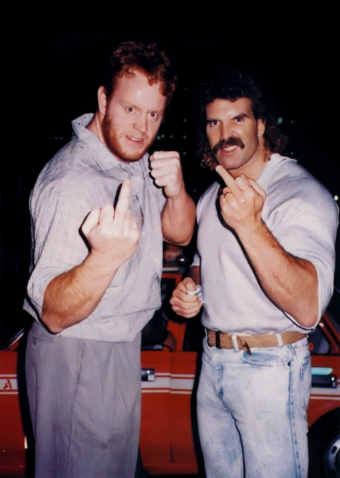 Rare Undertaker foto