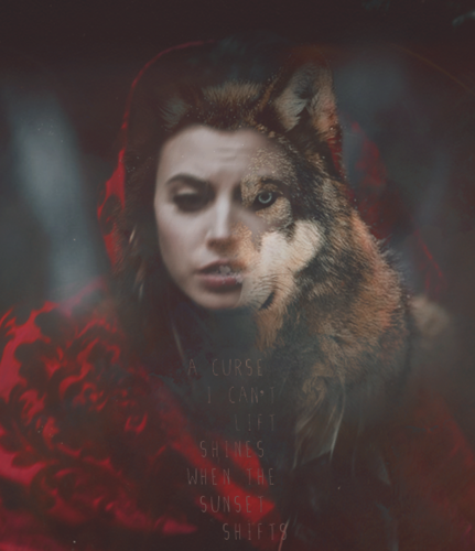 Once Upon A Time wallpaper entitled Red