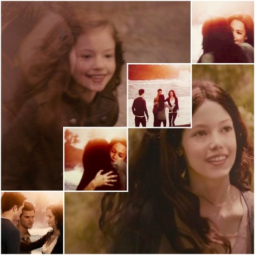 Renesmee Carlie Cullen 2 (Younger/Older Mash up)