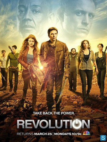 Revolution - Episode 1.11 - The Stand - Promotional Poster