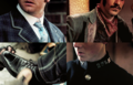Ripper Street → fabrics and costume detail