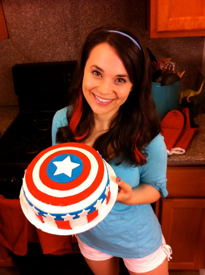 Rosanna Pansino images Ro with a Nerdy Cake! HD wallpaper ...