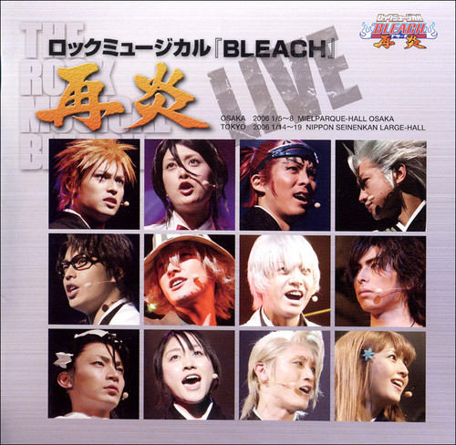 Rock Musical Bleach