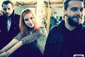 Rock Sound magazine photoshoot - paramore photo