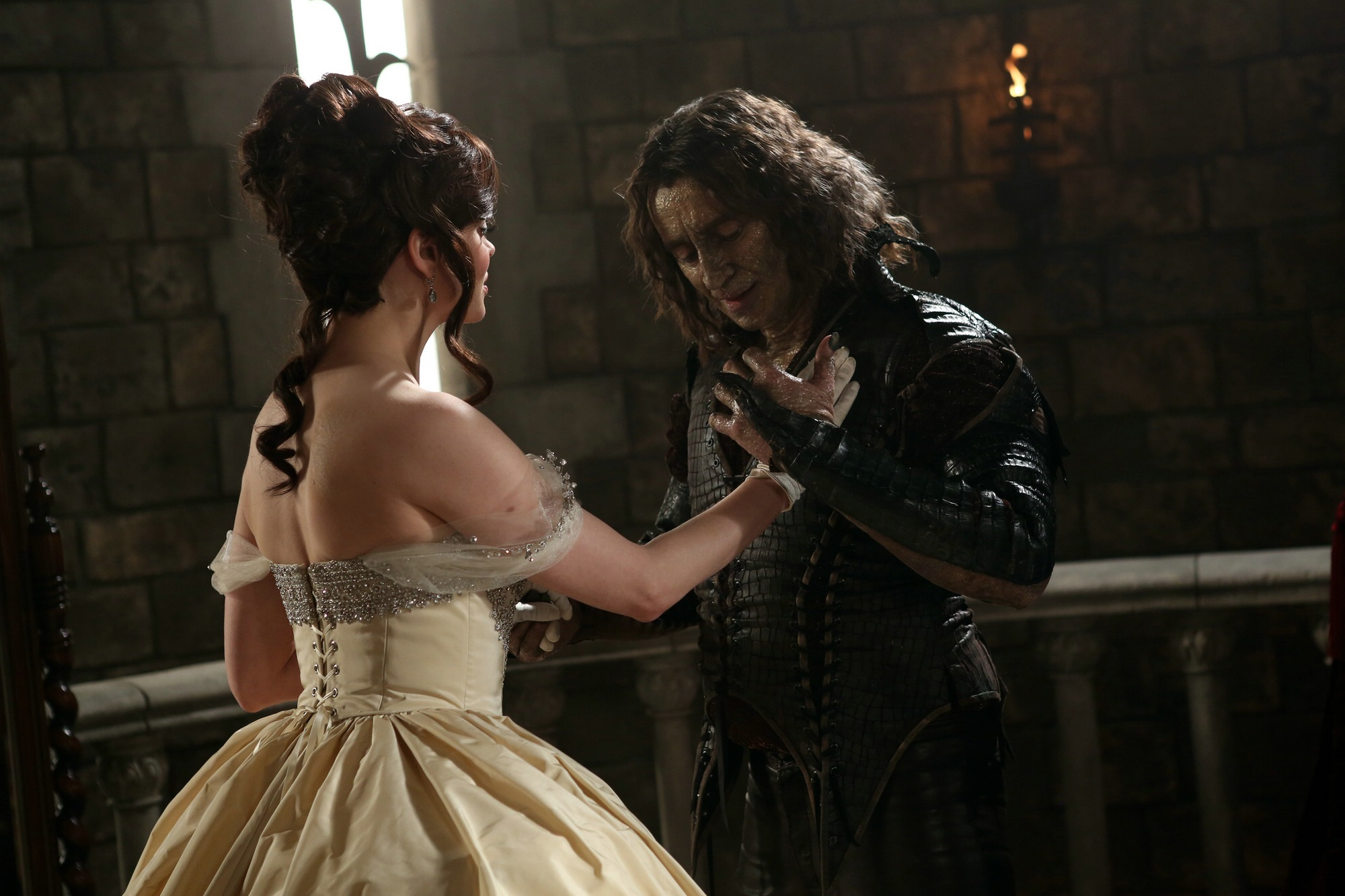Rumpelstiltskin 2x16 The Miller S Daughter