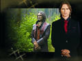 Rumpelstiltskin / Mr. Gold - once-upon-a-time wallpaper
