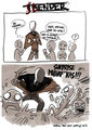 SURPRISE!!!! - the-slender-man fan art