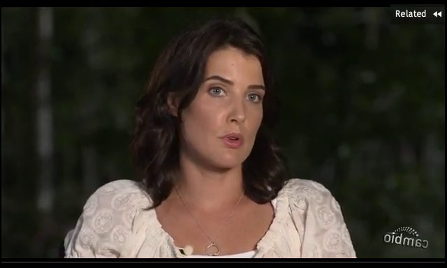 Safe Haven - Behind The Scenes With Cambio.Com - Cobie ...