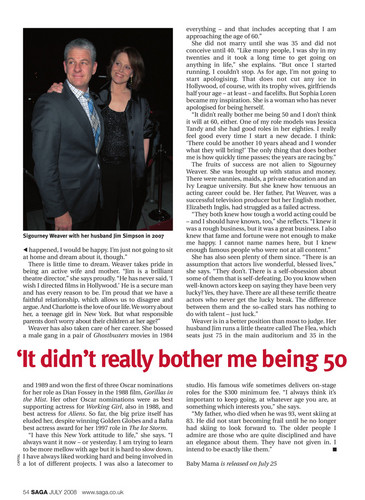 Saga Magazine 2008