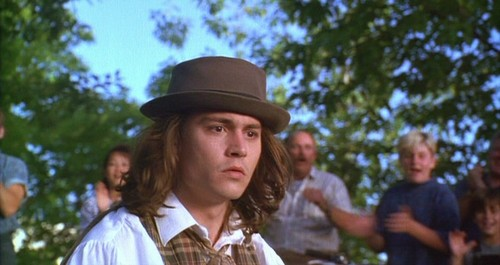 Benny and Joon wallpaper entitled Sam/Johnny Depp- Benny & Joon