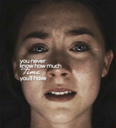 "Saoirse in ""The Host"""