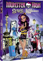 Scaris dvd - monster-high photo